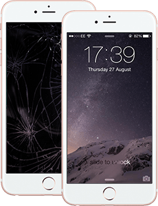 display reparatur iphone 6 plus 24h iphone reparatur. Black Bedroom Furniture Sets. Home Design Ideas