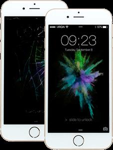 display reparatur iphone 6s 24h iphone reparatur. Black Bedroom Furniture Sets. Home Design Ideas